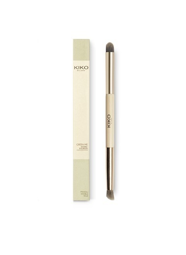 KIKO Milano Green Me Double Eye Brush 2019 - 001 Renksiz